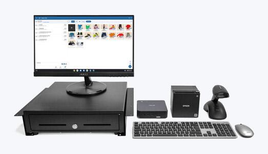 JTL-POS Hardware Bundle Chromebox