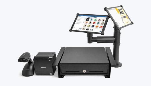 JTL-POS Hardware Bundle X Frame mit Tablet